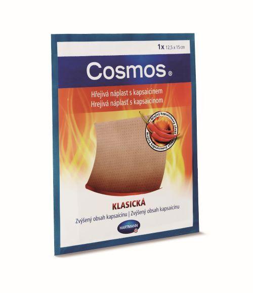 Zobrazit detail výrobku Cosmos Hřejivá náplast Klasickás kapsaicinem 1 ks