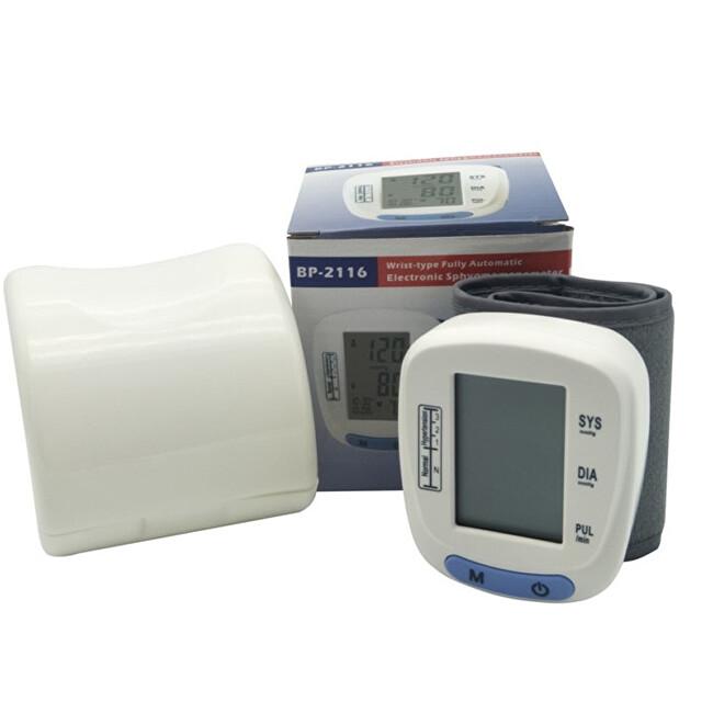 Zobrazit detail výrobku Depan Automatický zápěstní digitální tlakoměr