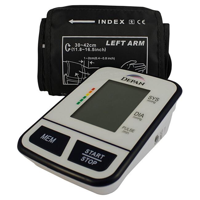 Zobrazit detail výrobku Depan Pažní digitální tlakoměr s adaptérem