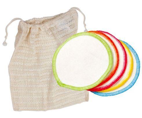 Zobrazit detail výrobku Ecodis Pratelné odličovací tamponky 10 ks