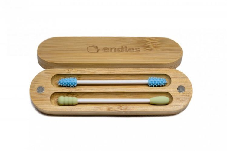 Zobrazit detail výrobku Endles Znovupoužitelné tyčinky do uší a na make-up 2 ks