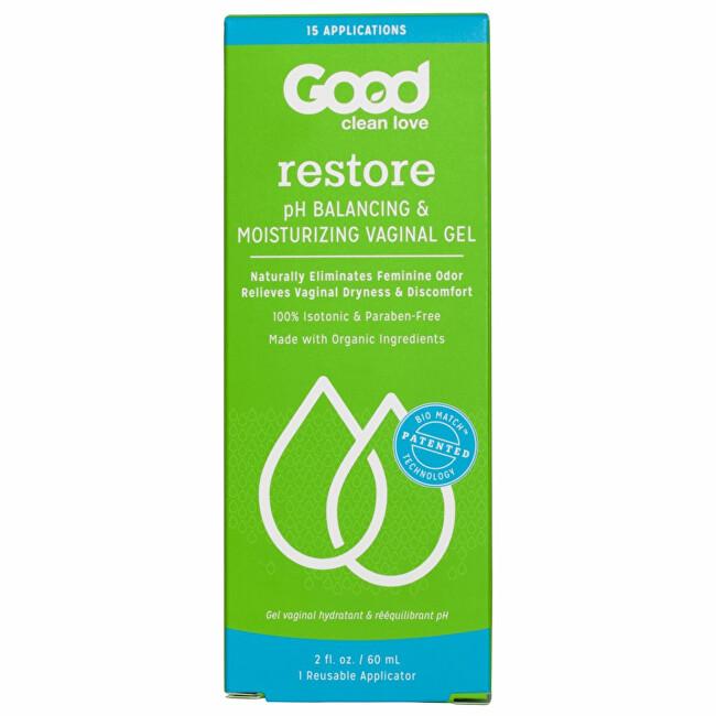 Good Clean Love Good Clean Love Restore Obnovujúci vaginálny gél 60 ml