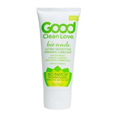 Good Clean Love Good Clean Love BioNude Ultra jemný lubrikační gel 88 ml