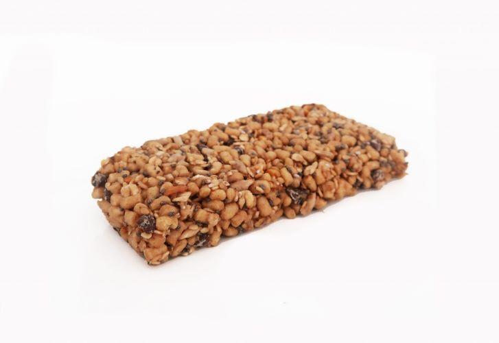Zobrazit detail výrobku Good Nature Proteinová musli tyčinka oříšková Express Diet 42 g vegan