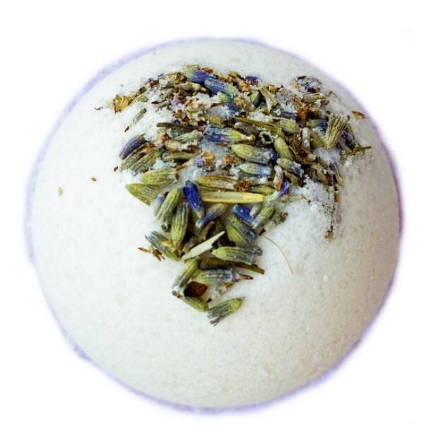 Zobrazit detail výrobku Goodie Šumivá koule - Calming Lavender 140 g