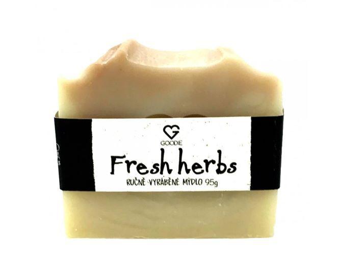 Zobrazit detail výrobku Goodie Přírodní mýdlo - Fresh herbs 95 g