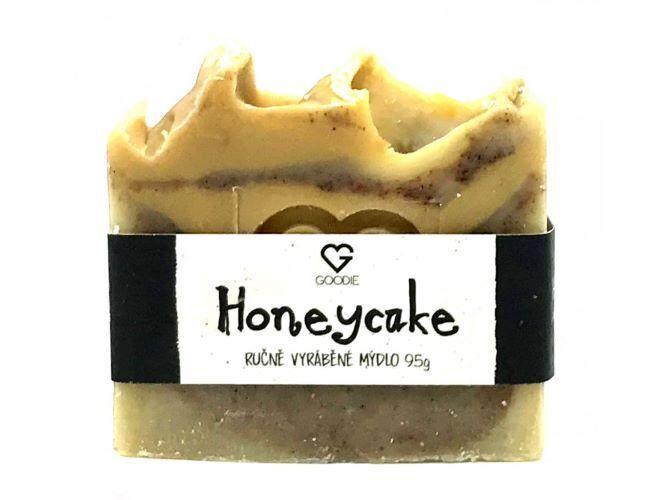 Zobrazit detail výrobku Goodie Přírodní mýdlo - Honeycake 95 g