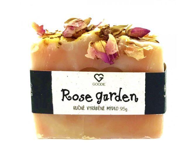 Zobrazit detail výrobku Goodie Přírodní mýdlo - Rose garden 95 g