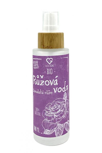 Zobrazit detail výrobku Goodie Růžová voda - Damašská růže BIO 100 ml