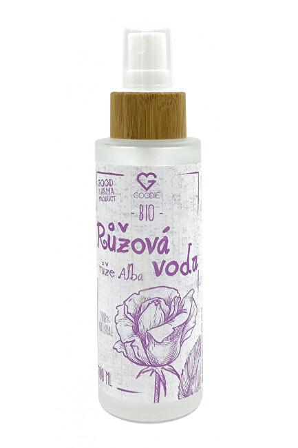 Zobrazit detail výrobku Goodie Růžová voda - růže Alba BIO 100 ml