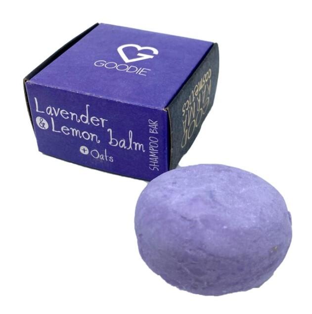 Zobrazit detail výrobku Goodie Tuhý šampón - Levandule a meduňka 45 g