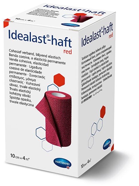 Zobrazit detail výrobku Hartmann Peha-haft Color červená 10 cm x 4 m