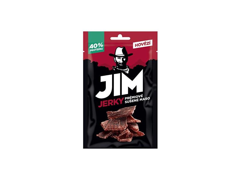 Zobrazit detail výrobku Jim Jerky Jerky hovězí 23 g B30