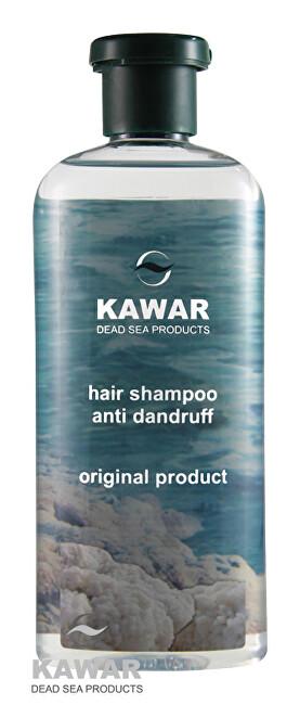 Zobrazit detail výrobku Kawar Šampon proti lupům s minerály z Mrtvého moře 400 ml