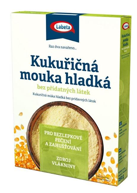Zobrazit detail výrobku LABETA A.S. Kukuřičná mouka 250 g