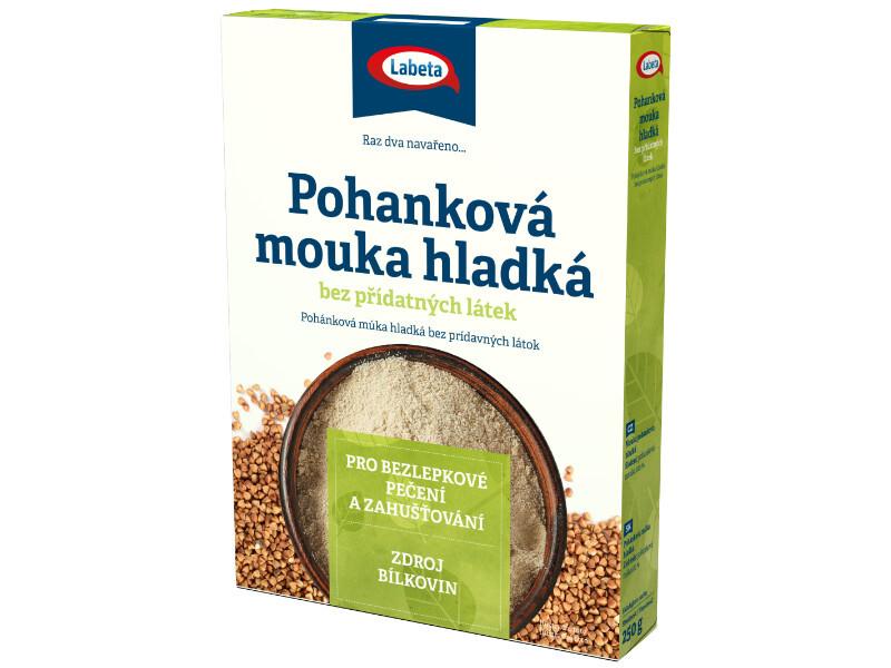 Zobrazit detail výrobku LABETA A.S. Pohanková mouka 250 g