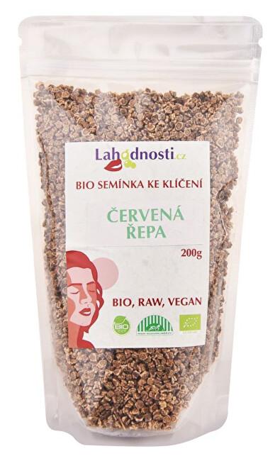 Zobrazit detail výrobku Lahodnosti Červená řepa semínka ke klíčení BIO 200 g