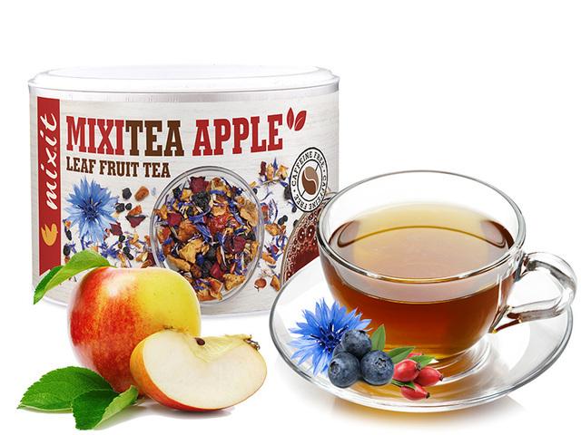 Zobrazit detail výrobku Mixit Mixitea - Jablíčko nahoře Bez 110 g