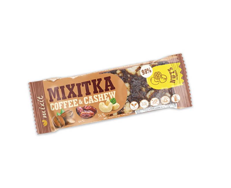 Zobrazit detail výrobku Mixit Mixitka bez lepku - Káva + Kešu 1 ks