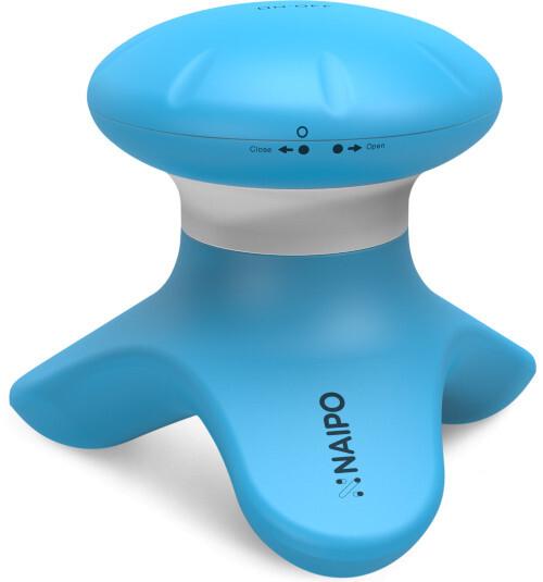Zobrazit detail výrobku NAIPO Masážní přístroj - Modrý MGPC-101MM