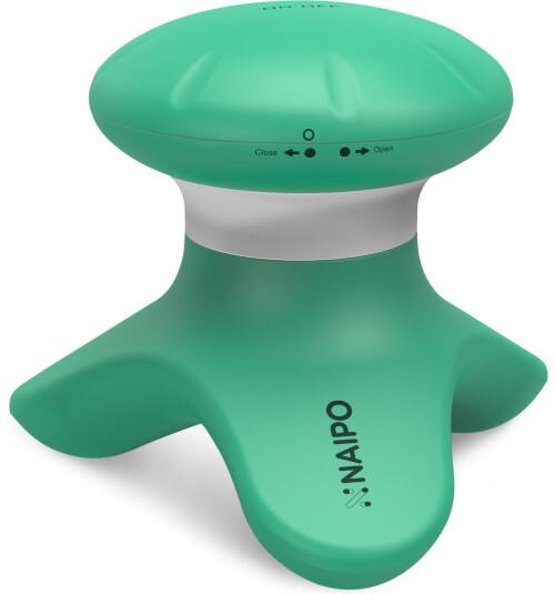 Zobrazit detail výrobku NAIPO Masážní přístroj - Zelený MGPC-101MM