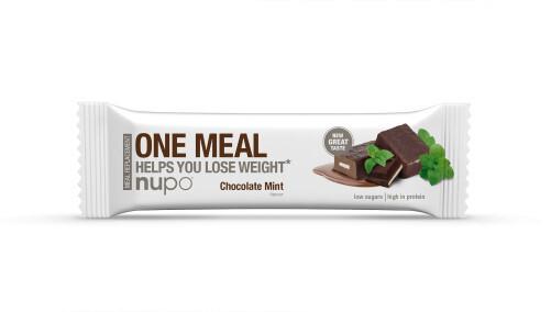 Zobrazit detail výrobku NUPO ONE MEAL tyčinka Čokoládová 60 g