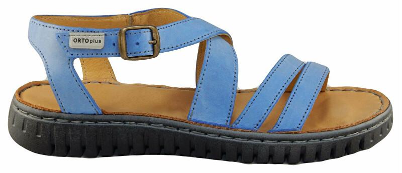 Zobrazit detail výrobku ORTO plus Modré sandále 39