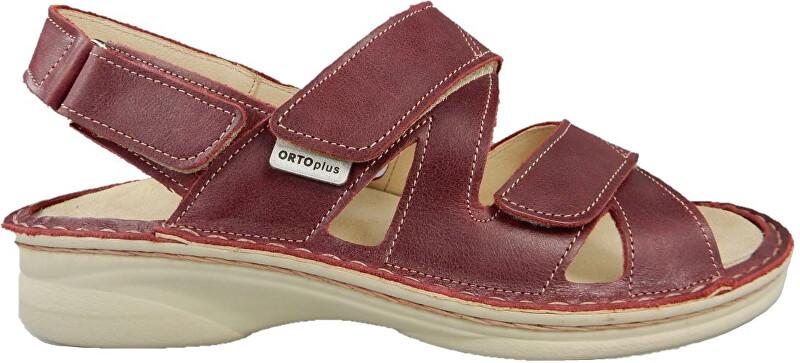 Zobrazit detail výrobku ORTO plus Vínové sandály 38