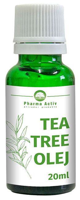 Zobrazit detail výrobku Pharma Activ Tea Tree olej 20ml