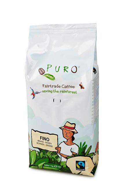 Zobrazit detail výrobku Puro Puro zrnková káva FINO 1 kg