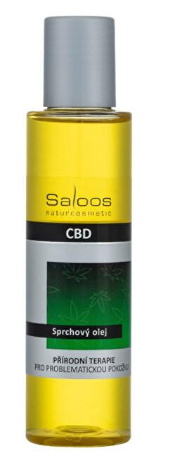 CBD Sprchový olej 125 ml
