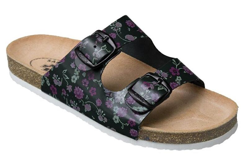Zobrazit detail výrobku SANTÉ Zdravotní obuv dětská - D/203/91K/BP ČERNÁ 33
