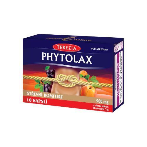 Terezia Company Phytolax 10 kapslí