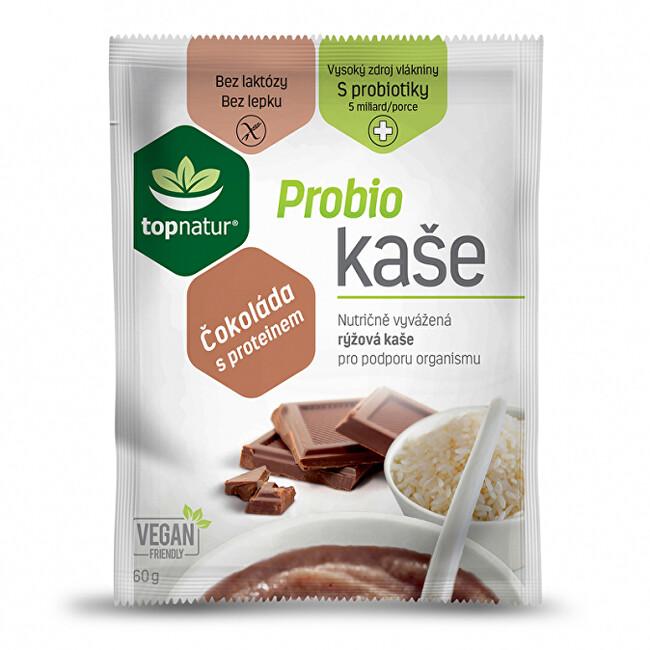 Zobrazit detail výrobku Topnatur Probio kaše čokoláda s proteinem 60 g