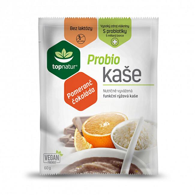 Zobrazit detail výrobku Topnatur Probio kaše pomeranč & čokoláda 60 g