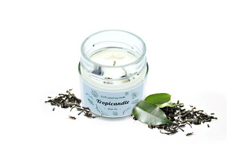 Zobrazit detail výrobku Tropikalia Tropicandle - Green Tea