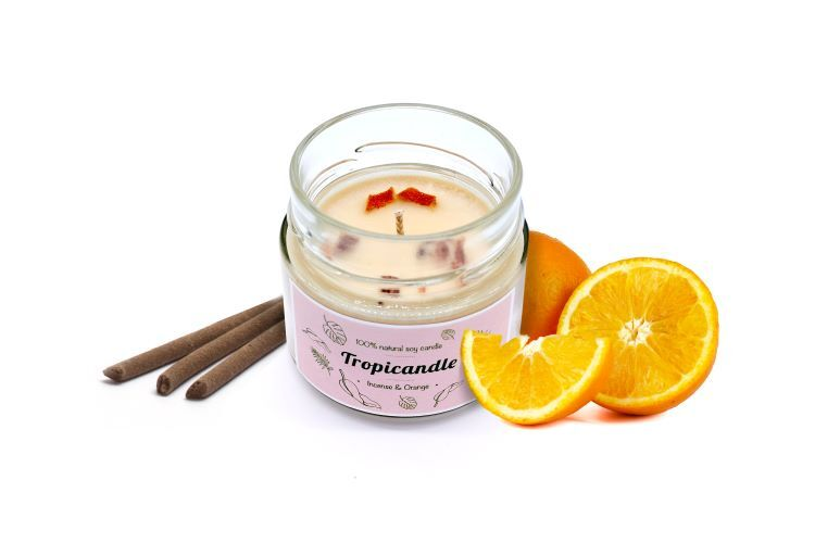 Zobrazit detail výrobku Tropikalia Tropicandle - Incense & Orange