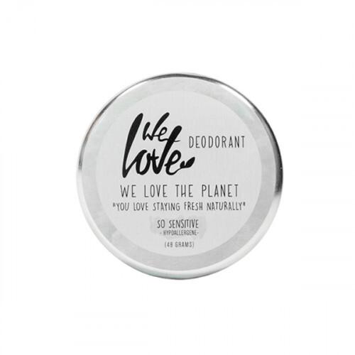 Zobrazit detail výrobku We Love the Planet Přírodní krémový deodorant