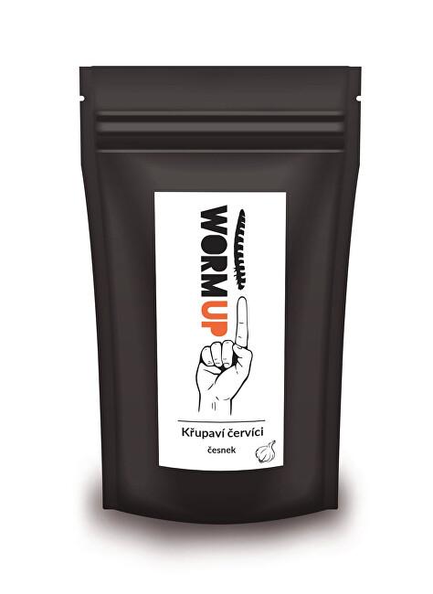 Zobrazit detail výrobku WormUP Křupaví červíci s česnekem – výhodné balení 80 g
