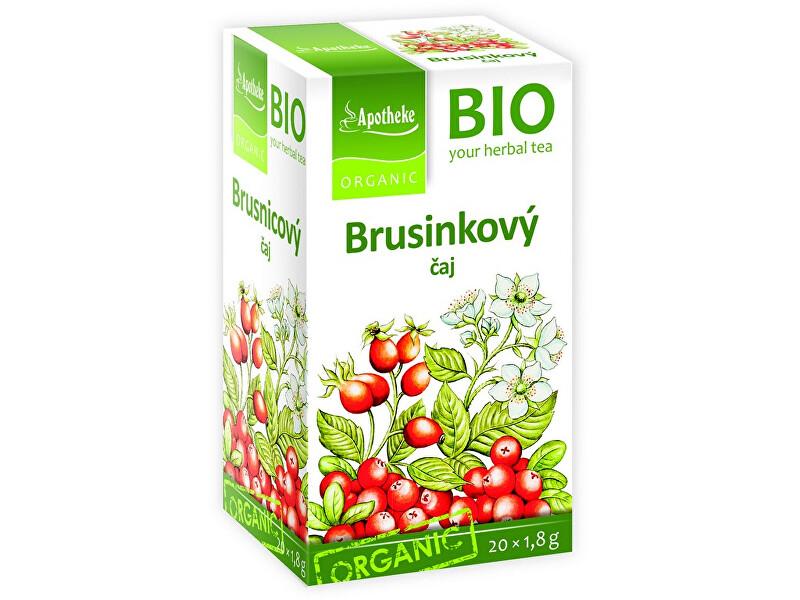 Zobrazit detail výrobku Apotheke Bio Brusinkový čaj 20x1,8g