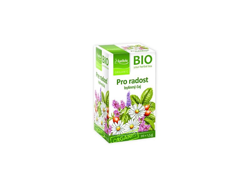 Zobrazit detail výrobku Apotheke Bio čaj Pro radost 20x1,5g