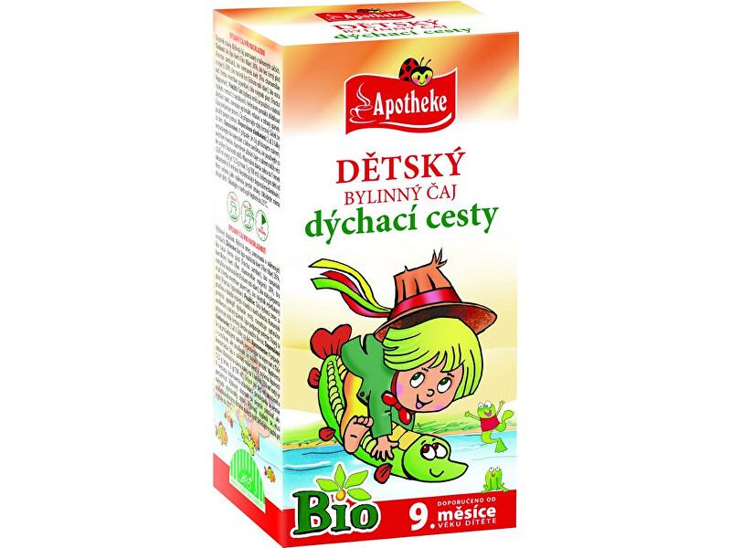 Zobrazit detail výrobku Apotheke Bio Dětský čaj dýchací cesty Vodník 20x1,5g