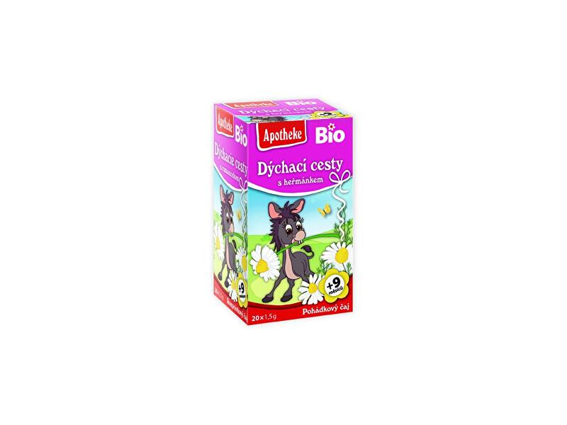 Zobrazit detail výrobku Apotheke Bio Pohádkový čaj Dýchací cesty 20x1,5g