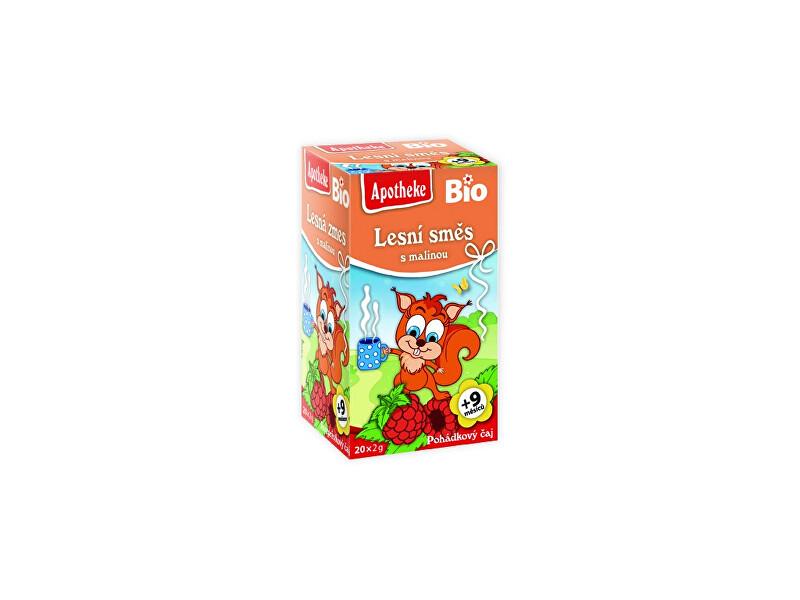 Zobrazit detail výrobku Apotheke Bio Pohádkový čaj Lesní směs s malinou 20x2g