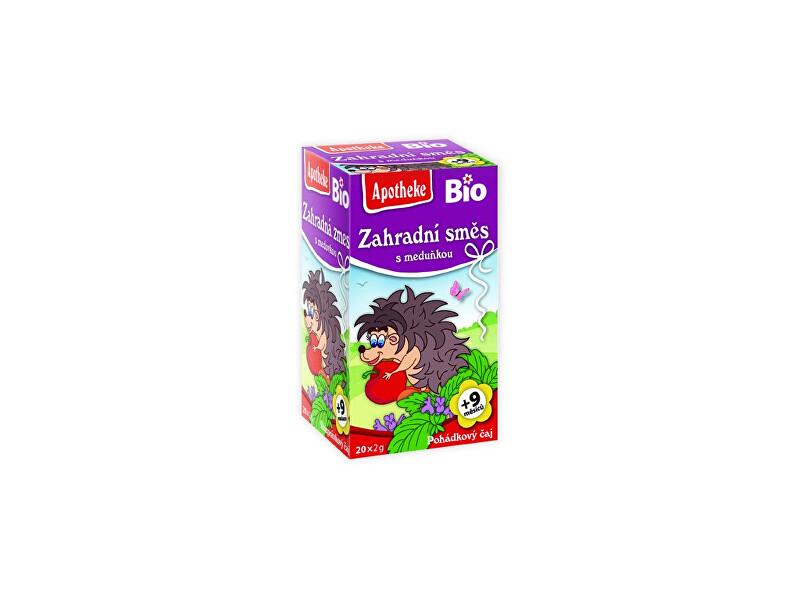 Zobrazit detail výrobku Apotheke Bio Pohádkový čaj Zahradní směs s meduňkou 20x2g