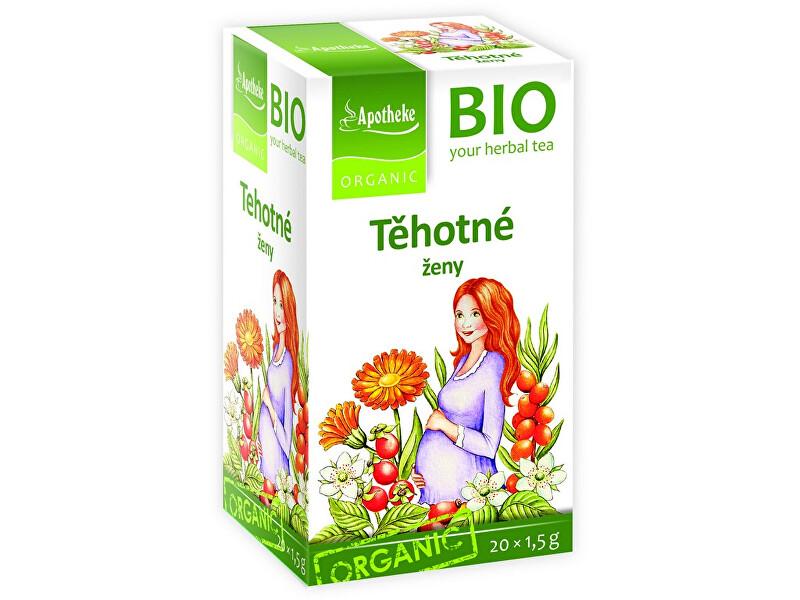 Zobrazit detail výrobku Apotheke Bio Těhotné ženy 20x1,5g