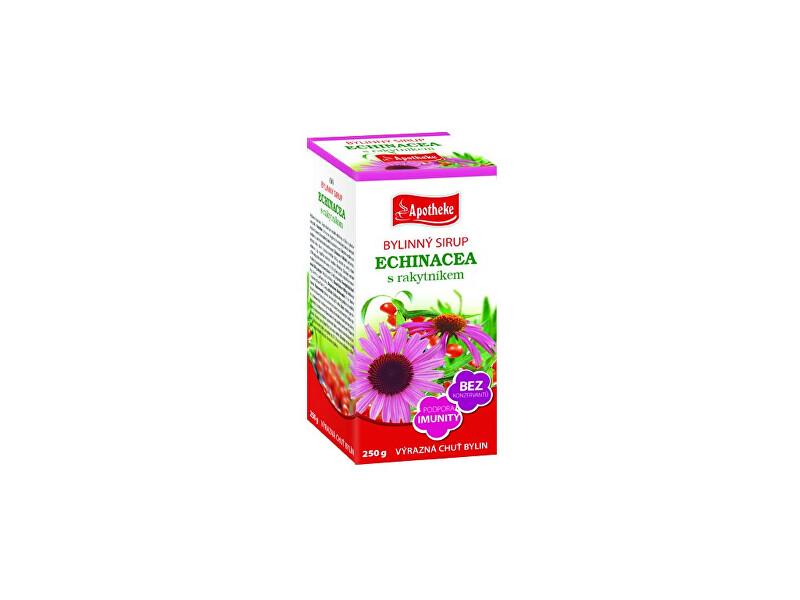 Zobrazit detail výrobku Apotheke Sirup Echinacea s rakytníkem 250g