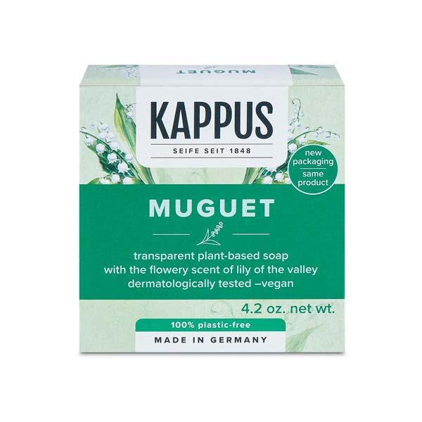 Zobrazit detail výrobku Kappus Toaletní mýdlo 125 g Konvalinka