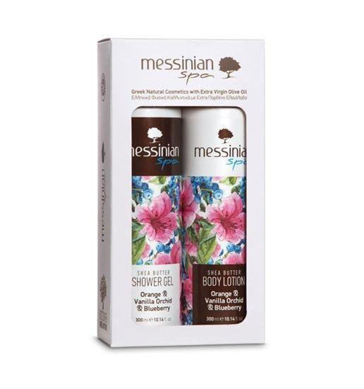 Zobrazit detail výrobku Messinian Spa SET Orchidej & bambucké máslo
