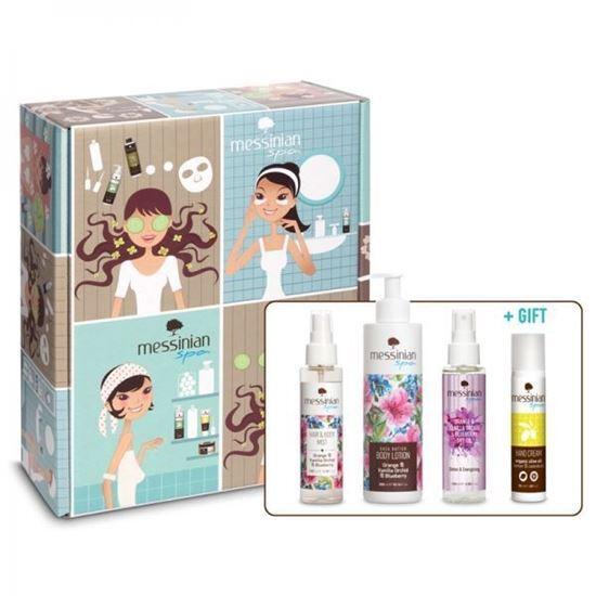 Zobrazit detail výrobku Messinian Spa SET Svěží orchidej + DÁREK ZDARMA
